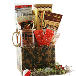 Fathers Day Fishing - Fathers Day Fishing Gift Basket