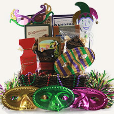 Fat Tuesday - Mardi Gras Gift