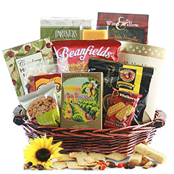 Feel Better Soon - Get Well Gift Basket