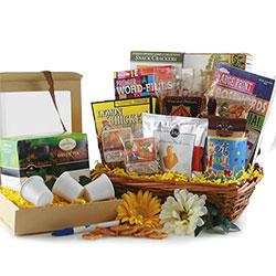 Feel Good Hugs - Get Well Gift Basket