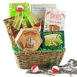 Fishing is Forever - Fishing Gift Basket
