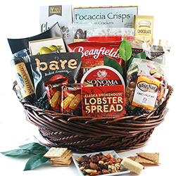 Fit for a King Gourmet Food Gift Baskets
