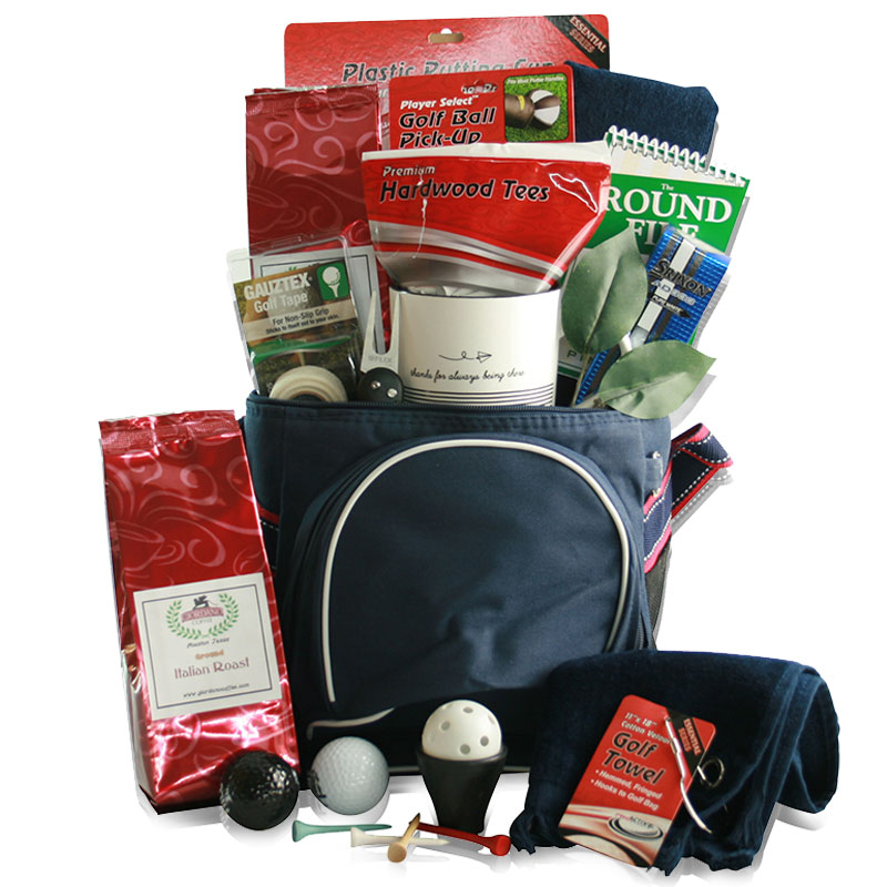 Fore Fathers Day - Fathers Day Golf Gift Basket