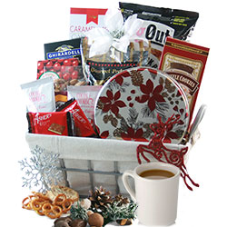 Image result for christmas baskets