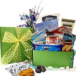 Fun & Games Kid Gift Basket