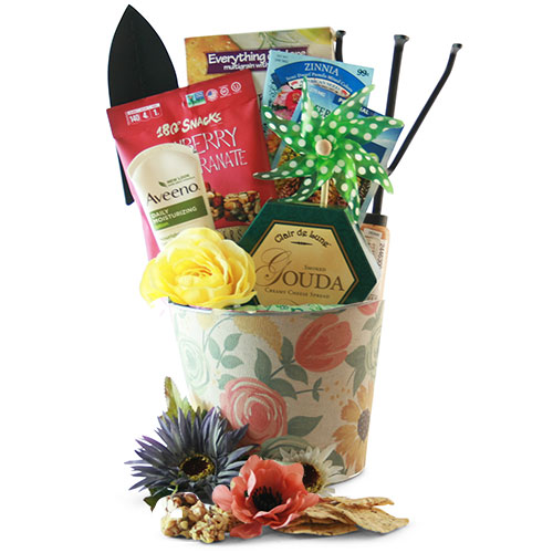 Garden Party - Gardening Gift Basket