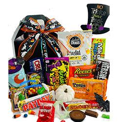 Halloween Gift Baskets Diygb