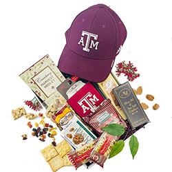 Gig 'Em Aggies - A&M Gift Basket
