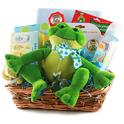 Giggles and Grins - Baby Gift Basket