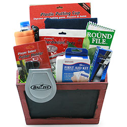 Golf Nut - Golf Gift Basket