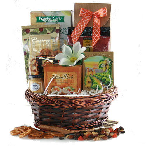 Here�s to good health - Healthy Gift Basket