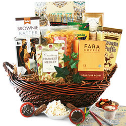 Good to the Last K-Cup - K-Cup Gift Basket
