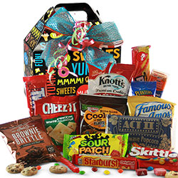 Good Times Corporate Snack Basket