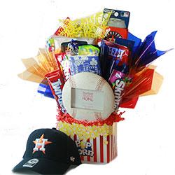 Go �Stros! - Astros Gift Basket