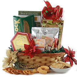 Christmas Gourmet Baskets
