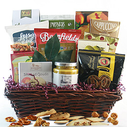 Fathers Day Gourmet Fathers Day Basket