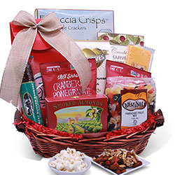 Gourmet Goodness - Gourmet Gift Basket