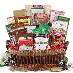 Grand Gourmet Christmas Baskets