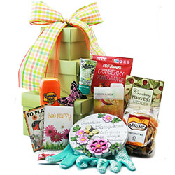 Green Thumb   Gardening Gift Basket