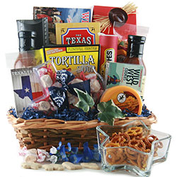 The Texas Tango  - Texas Gift Basket