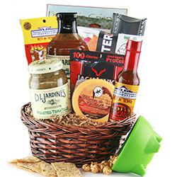 Grillin n' Chillin  - Grilling Gift Basket
