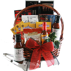 Grilling Extravaganza - Grilling Gift Basket
