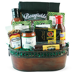 The Grilling Gourmet - Grilling Gift Basket