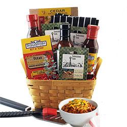 Grill Master - Grilling Gift Basket