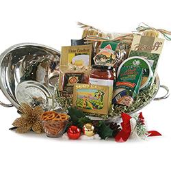 Christmas Splendor Italian Christmas Baskets