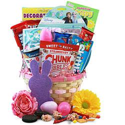 Happy Easter Easter Gift Basket