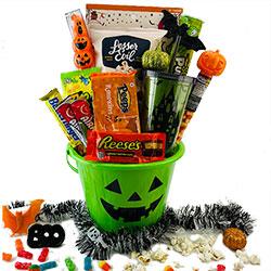 Happy Haunting - Halloween Gift Basket