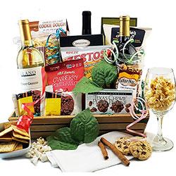 Happy Hour - Wine Gift Basket