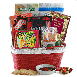 Gift baskets for women gift basket ideas for women diygb healthy for you healthy gift basket negle Images