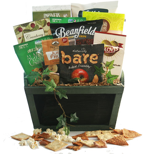Here's to good health - Healthy Gift Basket