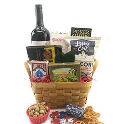 Poker gift baskets unique poker gift ideas diygb high roller poker gift basket solutioingenieria Images