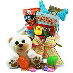 Hippity Hoppity Easter Gift Basket