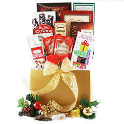 Holiday Cheer Christmas Gifts Christmas Baskets