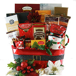 Home for the Holidays - Holiday Gift Basket