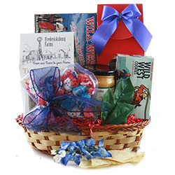 Texas gift baskets texas country gift baskets diygb home on the range texas gift basket solutioingenieria Gallery