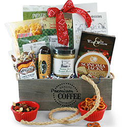 Home on the Range - Texas Gift Basket