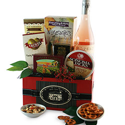 Home Sweet Home - Housewarming Gift Basket