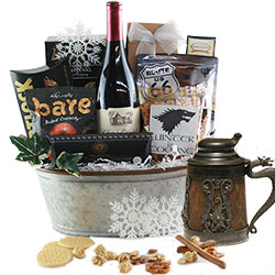 King of the North - Wine Gift Basket