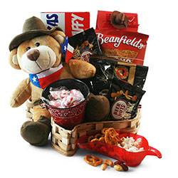 Howdy Ya'll Texas Gift Basket