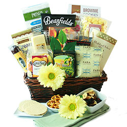 A Hug For You - Gourmet  Gift Basket