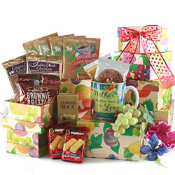 Mothers Day Cookie Baskets
