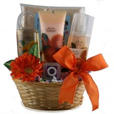 iPod for Her - iPod Gift Basket