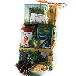 Italian Flare - Italian Gift Basket