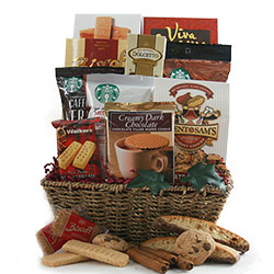 Java Jamboree - Coffee Gift Basket
