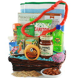 Just add Sun - Summer Gift Basket