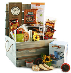 K-Cup Greetings K-Cup Coffee Gift Basket